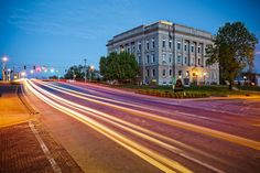 https://flic.kr/p/rB18w7 | Butler County Courthouse Poplar Bluff Missouri | The Butler County courthouse in downtown Poplar Bluff Missouri by Notley Hawkins Photography.