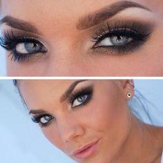 @makeupinspiring- #webstagram