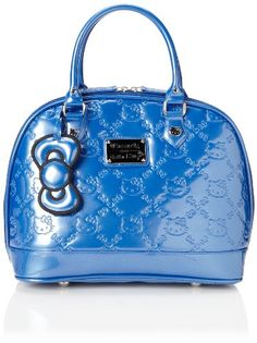 Hello Kitty True Blue Patent Embossed Top Handle Bag,Multi,One Size Hello Kitty http://www.amazon.com/dp/B00FYS8A7I/ref=cm_sw_r_pi_dp_L08-tb1NQYPTJ