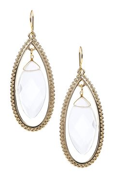 Woman On The Verge Earrings from HauteLook on shop.CatalogSpree.com, your personal digital mall.