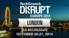 Haven't gotten your tickets to TechCrunch Disrupt Europe yet? The hottest tech conference of the year is coming to London this October, and to celebrate we're..