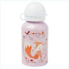 Trinkflasche für Kinder Motiv Fuchs - www.lolakids.de
