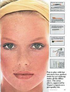 Vogue Beauty & Health Guide Patti Hansen by Francesco Scavullo Fashion Connection, Makeup For Black Skin, Francesco Scavullo, Rene Russo, Lisa Taylor, Beverly Johnson, Patti Hansen, Skin Photo, Vogue Beauty