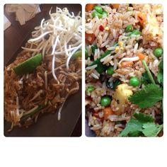 Pad Thai Or Fried Rice