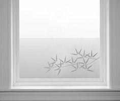 Design 23 | Velkommen til Vindufolie - Limfri folie mot innsyn 48x135 cm ugjennomsiktig