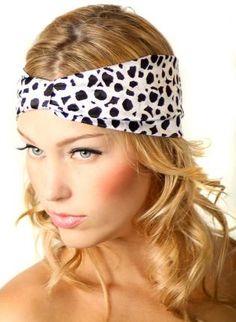 Silk Flapper Style Turban Headband,  Accessory, silk  flapper  style  turban  headband, Chic