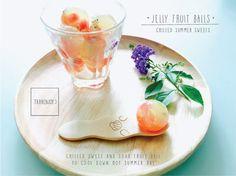 สูตรเจลลี่ฟรุ๊ตบอล (Jelly Fruit Balls) เมนูเยลลี่ผลไม้สดหวานเย็น อร่อยคลายร้อน พร้อมภาพประกอบง่ายๆที่ทำเองค่ะ by taraenjoy