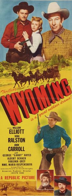 Elliott plays Charles Alderson, an intrepid pioneer who settles in the territory of Wyoming with his pregnant wife. Description from ocdviewer.com. I searched for this on bing.com/images