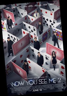 Movie Now You See Me 2 (2016) Free 720p or 1080p DVDRip 2k download torrent unlimited!