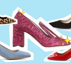 Pour être à l'aise même juchée sur des talons, suivez notre sélection shopping de 30 escarpins sexy et confortables.
