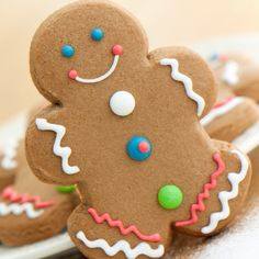 Ginger Bread Cookies made Simple