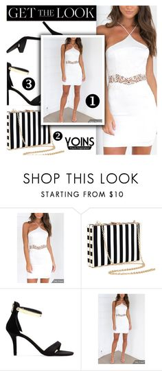 """Yoins"" by dressedbyrose ❤ liked on Polyvore featuring yoins, yoinscollection and loveyoins"