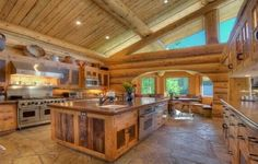 I could use a kitchen like this