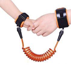 Newbealer Baby Walkers Wrestling Belt Adjustable Kids Safety Anti-lost Wrist Link Band Children Toddler Harness Leash Strap