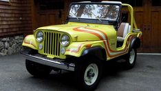 """Rebuilt nut and bolt, this Jeep retains it's original body. A fantastic and rare 1973 Super Jeep. Referred to as the """"unicorn"""" the Super Jeep is the most rare Jeep in existence. This Super Jeep was part of a two Super Jeep collection. Old Jeep, Jeep Cj, Jeep Wrangler, Jeep Willys, Bmw X6, New Bmw, Black Wheels, Pickup Trucks"""