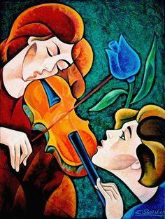 Rhapsody by Zinovy Sherser