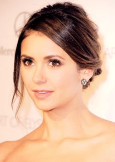 Find images and videos about the vampire diaries, tvd and Nina Dobrev on We Heart It - the app to get lost in what you love. Nina Dovrev, Ian And Nina, Beautiful Female Celebrities, Beautiful Actresses, Beautiful Women, Nina Dobrev 2015, Nikolina Konstantinova Dobreva, Canadian Actresses, Elena Gilbert
