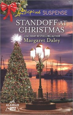 Margaret Daley - Standoff at Christmas / #awordfromJoJo #ChristianFiction