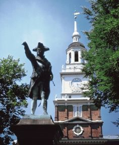 Independence Hall ~ Philadelphia, Pennsylvania- been here many times! Love my historical city Philly!
