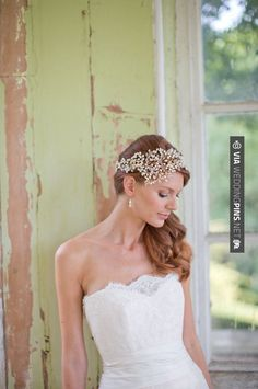 So good - headpiece by @harmioneharbutt   photo by  gruntman Mead   CHECK OUT MORE IDEAS AT WEDDINGPINS.NET   #weddings #hair #weddinghair #weddinghairstyles #hairstyles #events #forweddings #iloveweddings #romance #beauty #planners #fashion #weddingphotos #weddingpictures