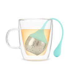 Zaparzacz miętowy do herbaty idealnie komponuje się z miętowym dzbankiem PinkyUp Mugs, Tableware, Dinnerware, Cups, Tumbler, Dishes, Mug, Serveware