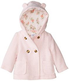 Carter's Baby Girls' Trans Single Jacket, Pink, 12 Months