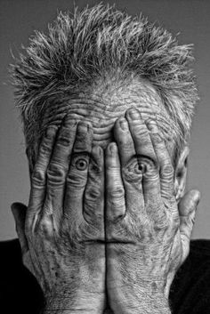 This example of Surrealism Photography intrigues thoughts of the human essence and what it means to be humans through uncanny imagery of human features.