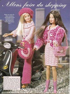 2118 Besten Stricken Barbie Bilder Auf Pinterest In 2018 Clothes