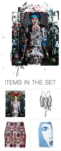 """Non Parfait"" by aqualyra ❤ liked on Polyvore featuring art, Collage and artset"