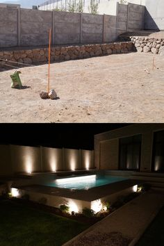 #piscinas #pool #piscinascondiseño #construcciondepiscinas #puscinasmediterraneas #piscina #piscinaschile Chile, Swimming Pool Construction, Decks, Chili Powder, Chilis