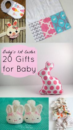 Baby's 1st Easter: 20 Gifts for the Easter Basket