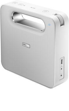 Philips Philips wireless speaker BT5500W   Flickr - Photo Sharing!