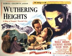 Wuthering Heights(1939) 7/10 6/7/15