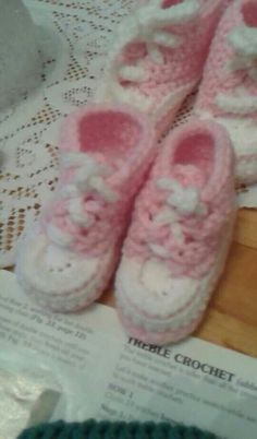 Baby converse slippers