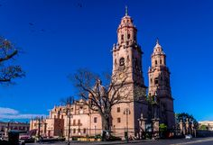 #Morelia Cathedral is a baroque cathedral and its two 70-metre towers dominate the skyline of the city