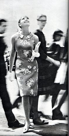 The 1960s-1964 summer fashion by april-mo, via Flickr