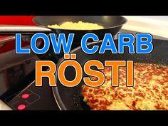 Rösti ohne Kartoffeln / Thermomix - Low Carb Rezepte / Ernährung - Mittagessen / Abendessen - YouTube