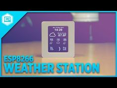 Overview | ESP8266 WiFi Weather Station with Color TFT Display | Adafruit Learning System