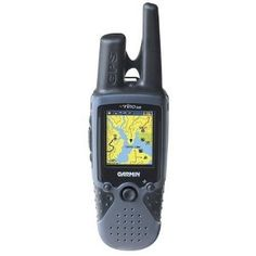 Garmin Rino 520 14-Mile 22-Channel Waterproof FRS/GMRS Two-Way Radio and GPS Navigator