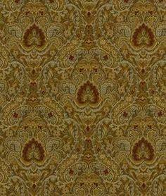 Robert Allen Hypothetical Honey Fabric - $37.15 | onlinefabricstore.net