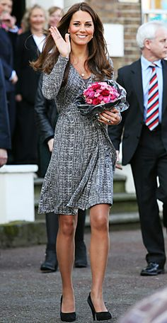 Look of the Day photo | That's a Wrap Kate Middleton's maternity Style