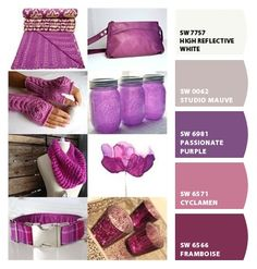 Shades of purple | CNH | ColorSnap