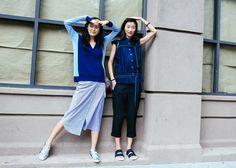 Sung Hee Kim and Ji Hye Park