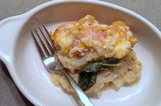 Witlof met kalkoen en kaas uit de oven | Francesca Kookt