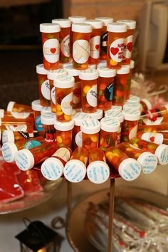 Pinning Ceremony Treats and Party Favors