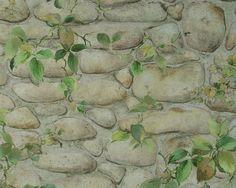AS Creation Dekora Natur behang 8344-16 Steen