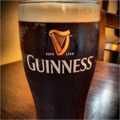 I've started to like Guinness lately