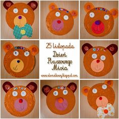mis Goldilocks And The Three Bears, 3 Bears, Animals Of The World, 3 Things, Flower Crafts, Brown Bear, Baby Items, Diy And Crafts, Preschool