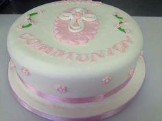 Confirmation Cakes, Communion, Desserts, Food, Tailgate Desserts, Deserts, Essen, Postres, Meals