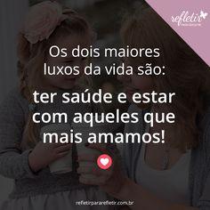 #amor, #carinho, #frases, #sentimentos